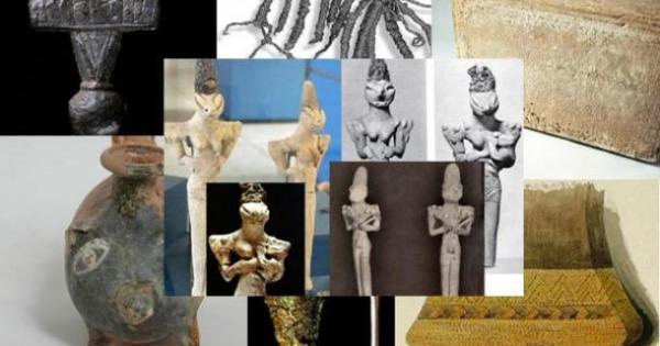 Slovénie: De sublimes statuettes sumériennes trouvées dans un camp de réfugiés
