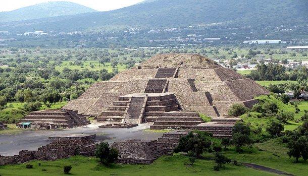 Documentaire: Teotihuacan, la cité des sciences des Bâtisseurs