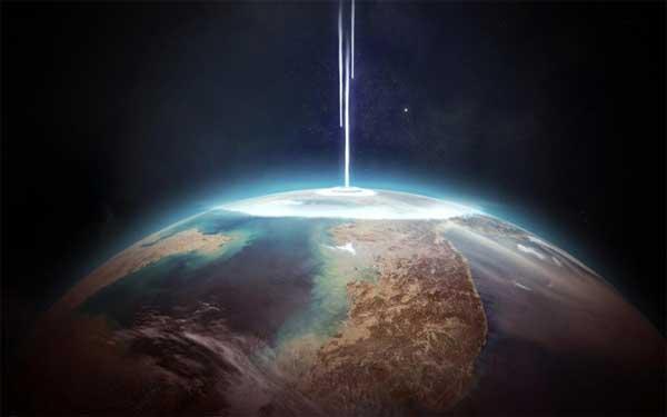 Des scientifiques veulent camoufler la Terre pour la protéger des extraterrestres hostiles