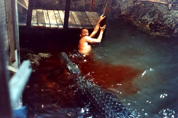 Ciné-Paranormalqc: Le Crocodile de la Mort