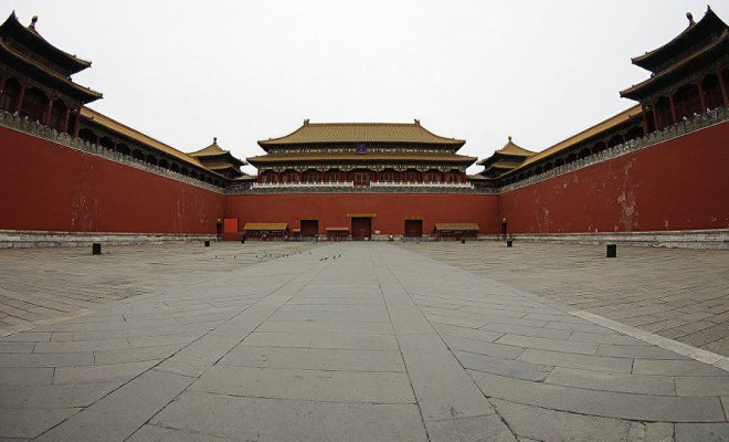 Un gigantesque palais de la Dynastie Ming découvert sous la cité interdite