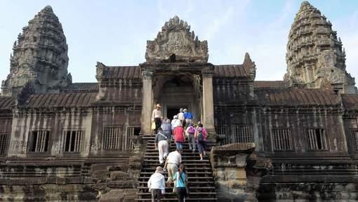 Une cité perdue découverte près d'Angkor