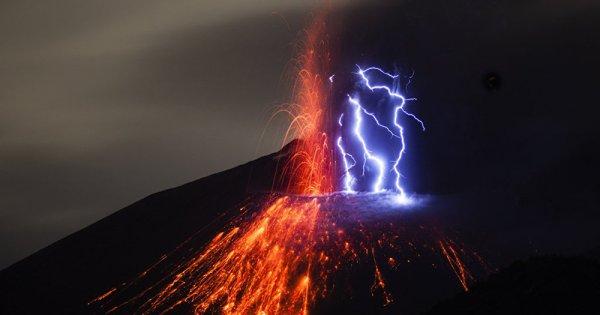 L'éruption volcanique capable de détruire la vie sur Terre informera de son arrivée