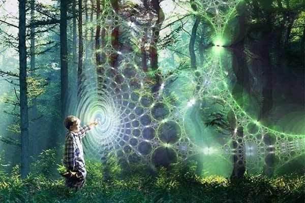 Nous vivons dans un Hologramme conçu par des Extraterrestres