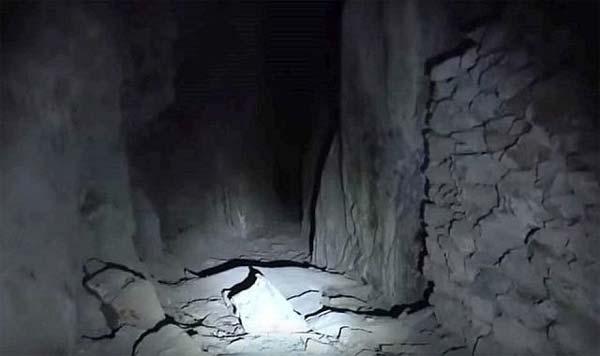 Des sons flippants enregistrés dans une mine désaffectée en Australie