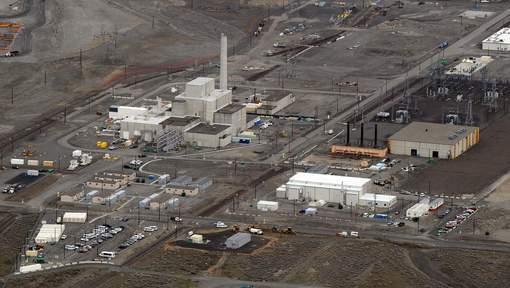 Un tunnel rempli de déchets nucléaires s'effondre aux États-Unis