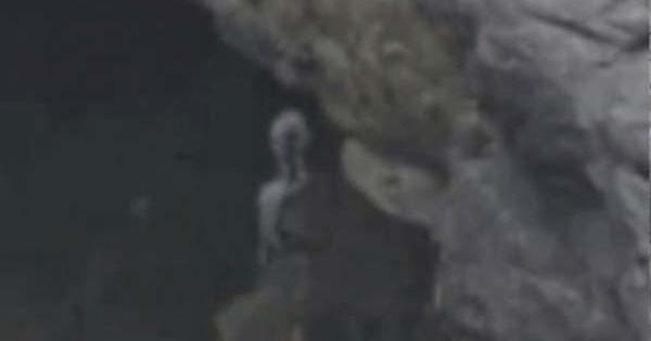Vidéo: Un Grand Gris Extraterrestre Caché dans une Grotte pris en vidéo à Machu Picchu, au Pérou