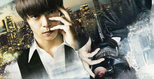 TOKYO GHOUL PRÉSENTE DE NOUVELLES IMAGES POUR LE FILM LIVE