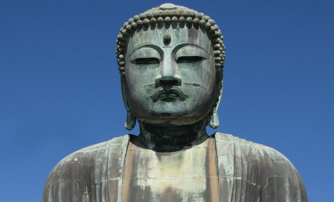 La plus grande statue du Bouddha se réveille