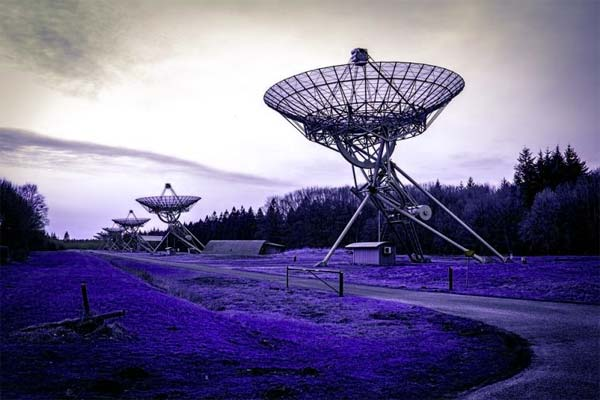Détection d'un étrange signal à 11 années lumières de la Terre