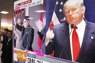 Trump et Kim Jong-un luttent pour le titre du «plus fou du monde», selon Stephen King