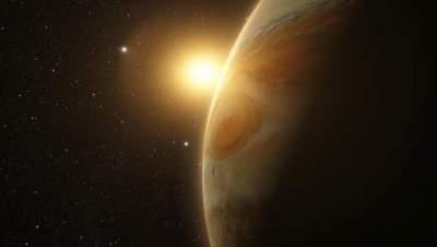 Jupiter est la plus vieille planète du Système solaire