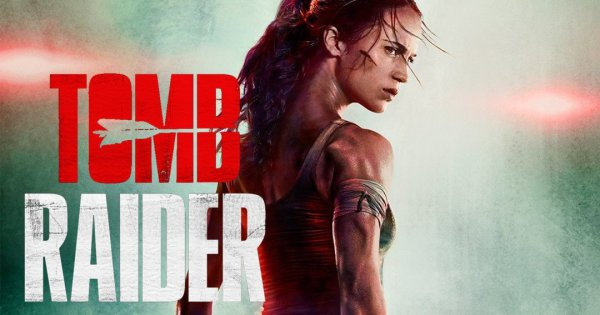 TOMB RAIDER: PREMIER TRAILER AVEC ALICIA VIKANDER EN LARA CROFT