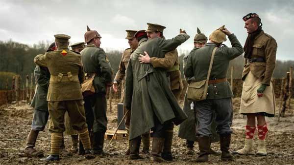 Le jour où Noël est devenu plus fort que la Première Guerre Mondiale