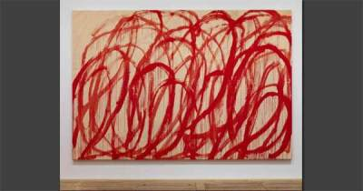 """Art moderne : """"Ketchup sur toile"""" se vend à près de 50 millions de dollars"""