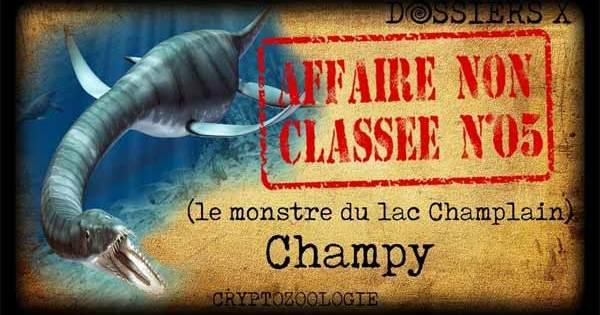 Vidéo: DOSSIERS X N°05 Affaire non classée – Le monstre du lac Champlain