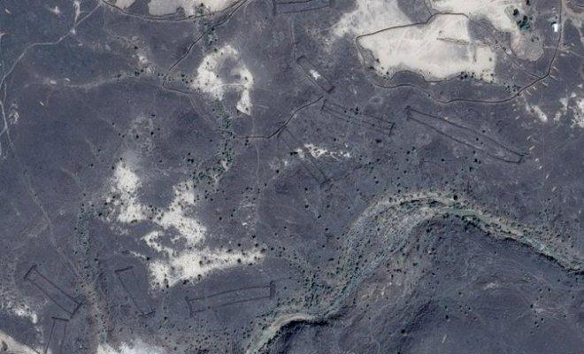 Les scientifiques interrogatifs après la découverte de portes mystérieuses en Arabie saoudite
