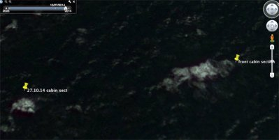 Le Boeing MH370 aurait été retrouvé et serait criblé de balles