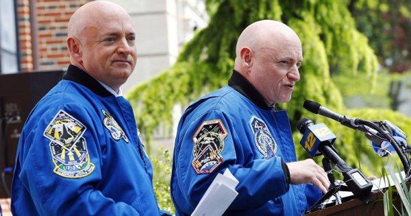 NASA: l'espace a modifié de 7% l'ADN d'un astronaute en orbite !