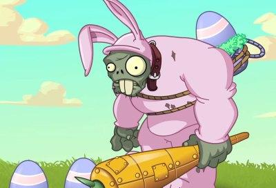 Joyeuses Pâques et Poisson d'avril!