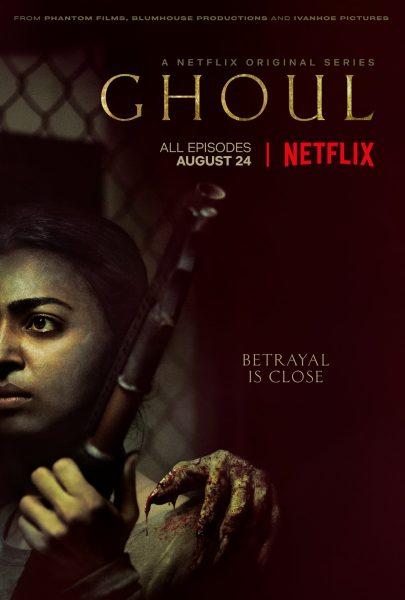 Ghoul: Netflix dévoile une première série d'horreur indienne