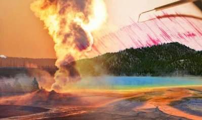 Yellowstone : 153 séismes ont frappé au mois de juillet, les craintes du Big One sont bien réelles