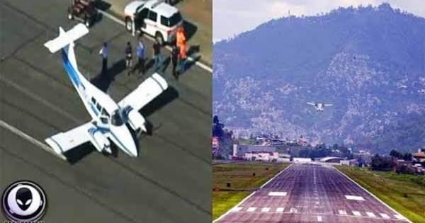 Une puissante force inconnue provoque des accidents d'avion