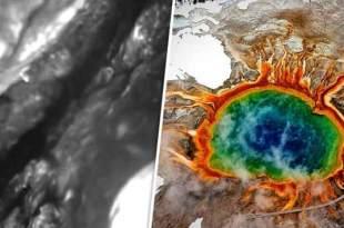 Des scientifiques de Yellowstone font descendre des caméras au CENTRE DE LA TERRE