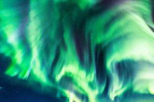 """La NASA a publié la photo de la mystérieuse Aurore du """"Dragon"""""""