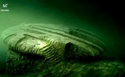 Vidéo: Le mystère non résolu du «vaisseau extraterrestre» au fond de la mer Baltique