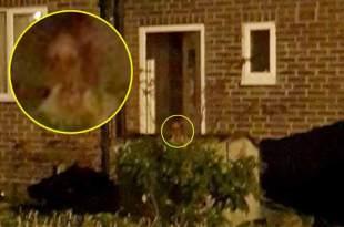 Le fantôme d'une jeune fille photographié à Pontefract