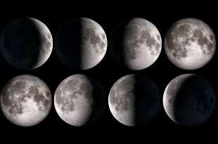 Phases de la Lune Décembre 2019