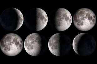 Phases de la Lune Novembre 2019