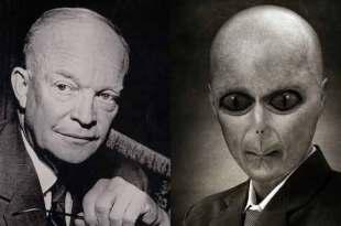 Des preuves que les États-Unis ont conclu un accord avec des extraterrestres?