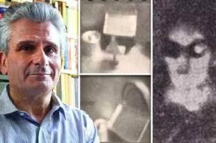 """Les premières photos d'un """"extraterrestre prises à l'intérieur d'un OVNI"""