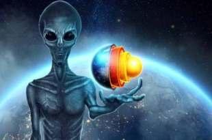 Le contact avec des extraterrestres et le chemin de l'humanité vers l'univers