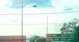 Il a vu un OVNI survoler le ciel de Cordoba