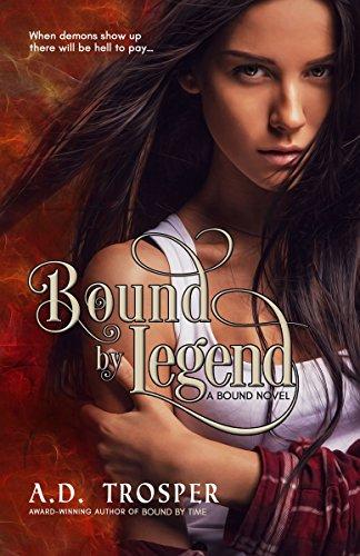 Review: Bound in Legend – A.D. Trosper