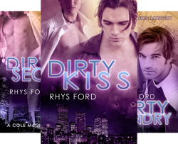 Review: Cole McGinnis Series – Rhys Ford