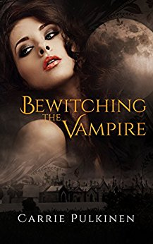 Review: Bewitching the Vampire – Carrie Pulkinen