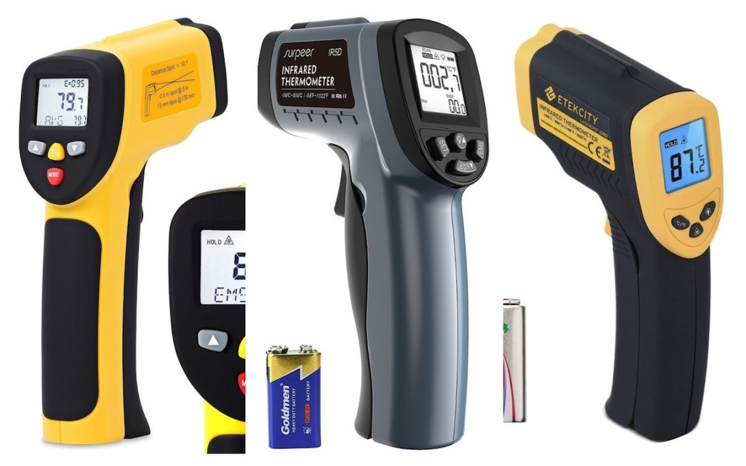 Best Thermometer For Ghost Hunting - 2018 Guide - Paranormal School