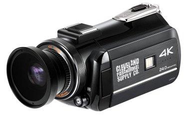 Cleveland Paranormal Company Camera