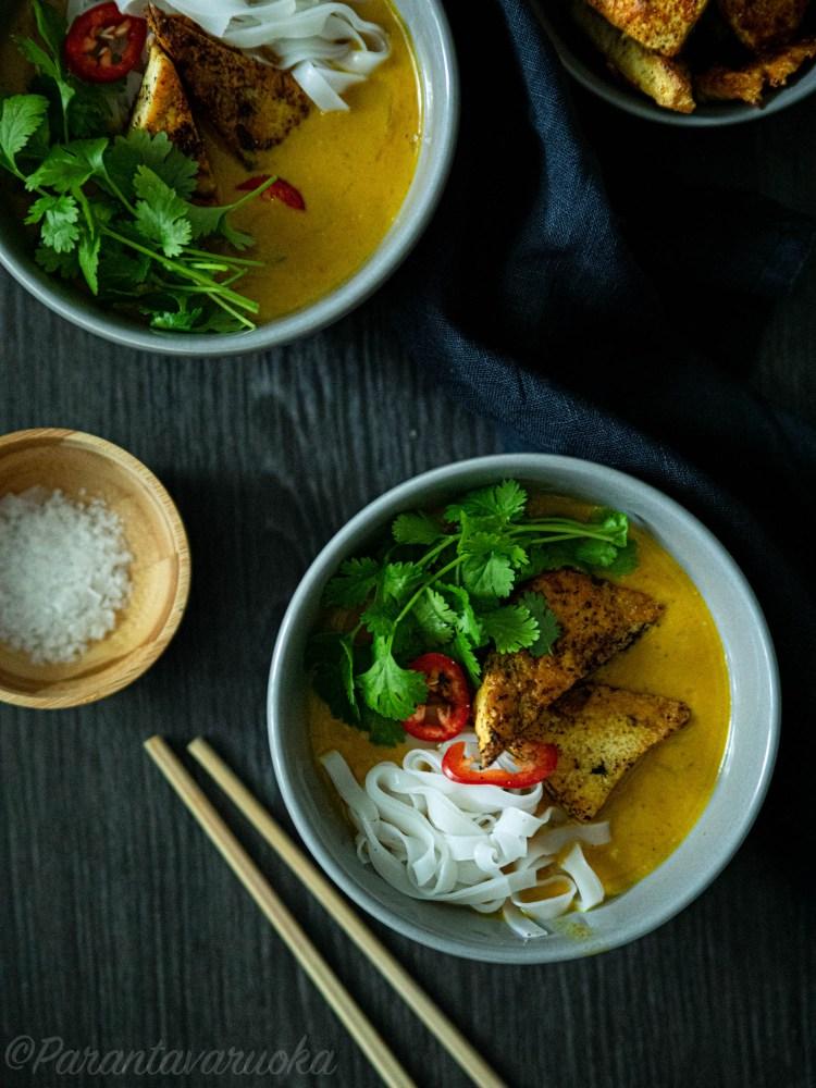 Tofu kurpitsalaksa