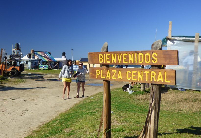 Plaza Central Cabo Polônio