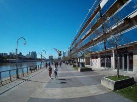 Calçadão de Puerto Madero