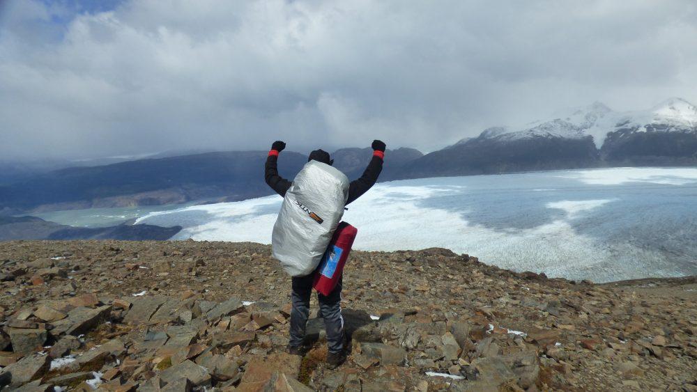 O que levar para torres del paine mochila cargueira quechua