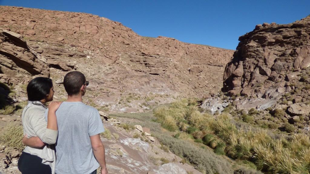 Termas de Puritama com trekking