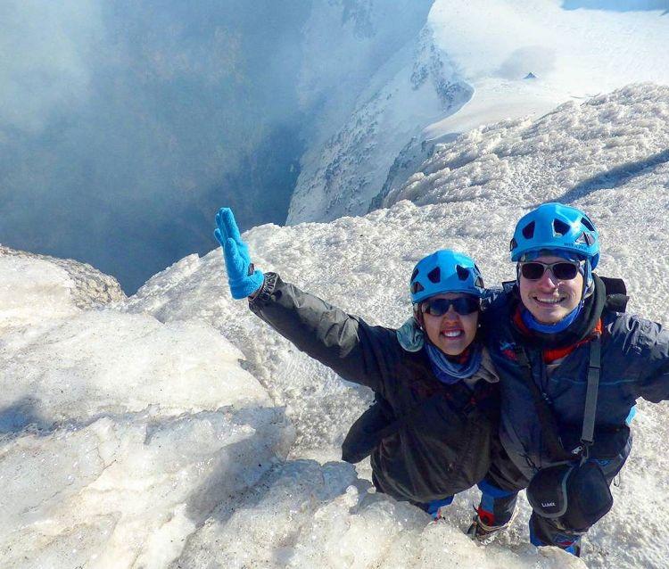 viajar para o chile - vulcão mais ativo villarrica pucon
