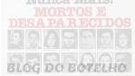 Assassinatos promovidos pela ditadura, no Brasil, segundo a CIA, é destaque nos portais de notícias