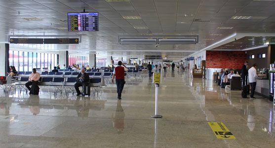 Curitiba tem o 4º melhor aeroporto do mundo, onde o de Campinas é o 10º, e o de Recife, o 11º